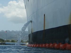 Ship Deballasting
