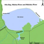 Map of Hilo Harbor