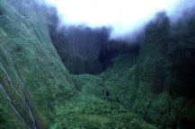 Wailua valley, Kaua'i