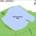 Map of Kahului Harbor