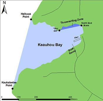 Division of Aquatic Resources | Keauhou Bay