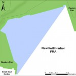 Map of Nawiliwili Harbor
