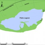 Map of Paiko Lagoon Wildlife Sanctuary