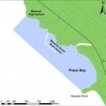 Map of Pokai Bay