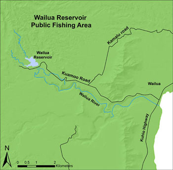 Division of aquatic resources regulated fishing areas on for Public fishing areas
