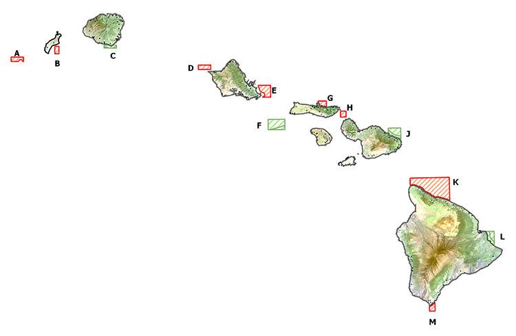 Division of Aquatic Resources | Bottom Fishing