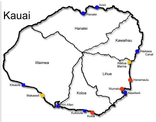Kauai Facilities