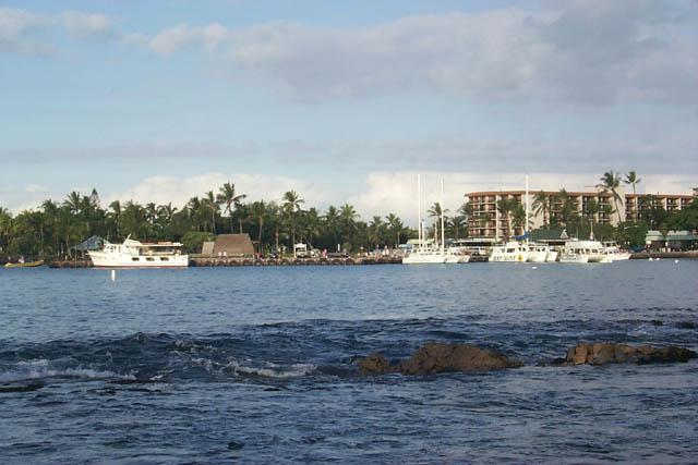 Kailua-Kona Wharf