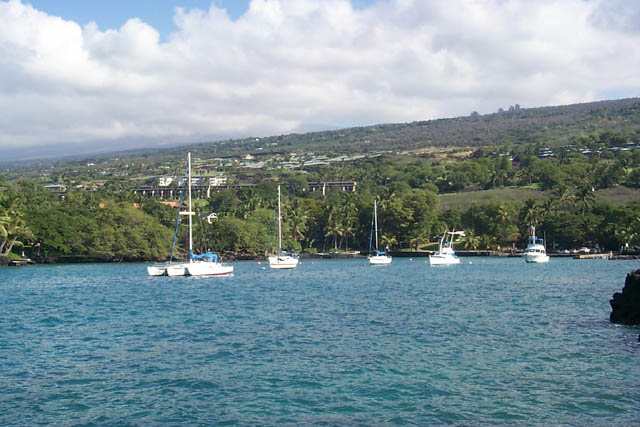 Keauhou Boat Harbor