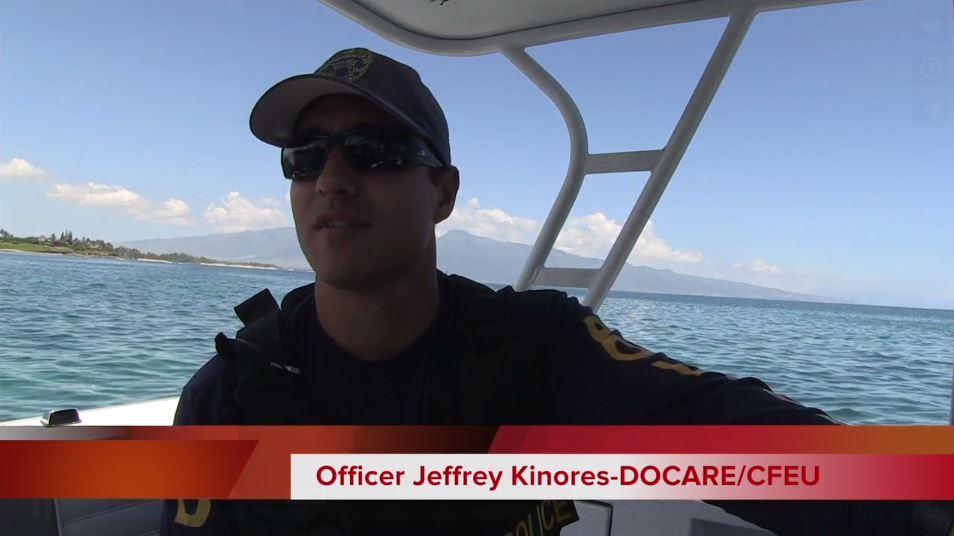 DC Jeffrey Kinores