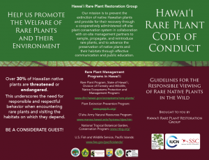 Hawaii-Rare-Plant-Code-of-Conduct-P1