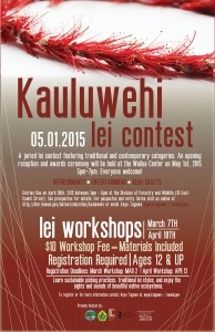 Kauluwehi Poster 2015_Red Final_Reduced Size