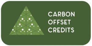 A graphic regarding carbon offset credits