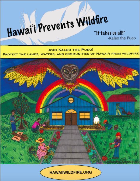 An image of a wildlife coloring book linking to a page with educational resources about wildlife