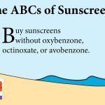 Sunscreen bookmark side A