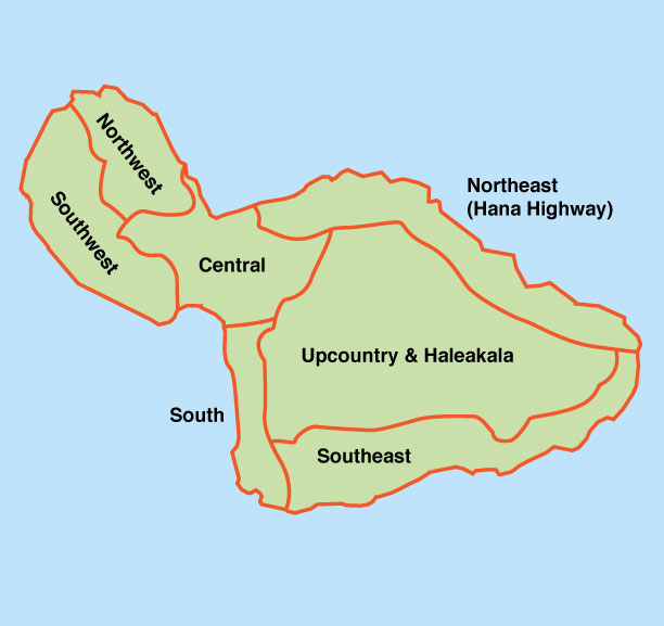 Division of State Parks Island of Maui