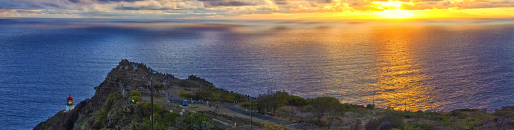 Kaiwi sunrise 2012