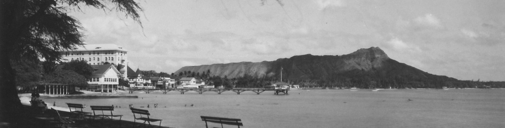 Diamond Head profile 1917