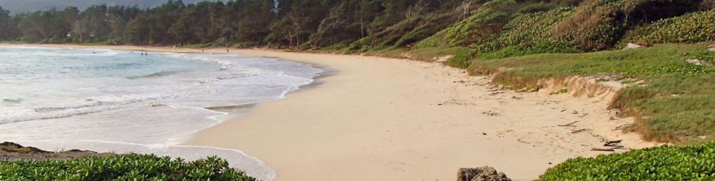 Malaekahana Beach