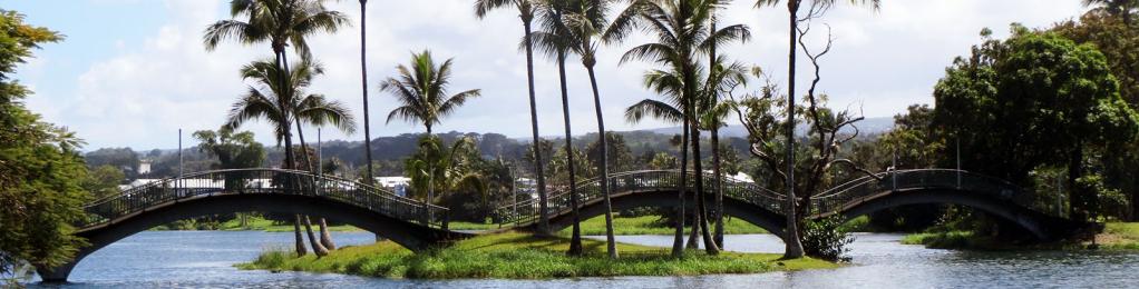 Wailoa bridge
