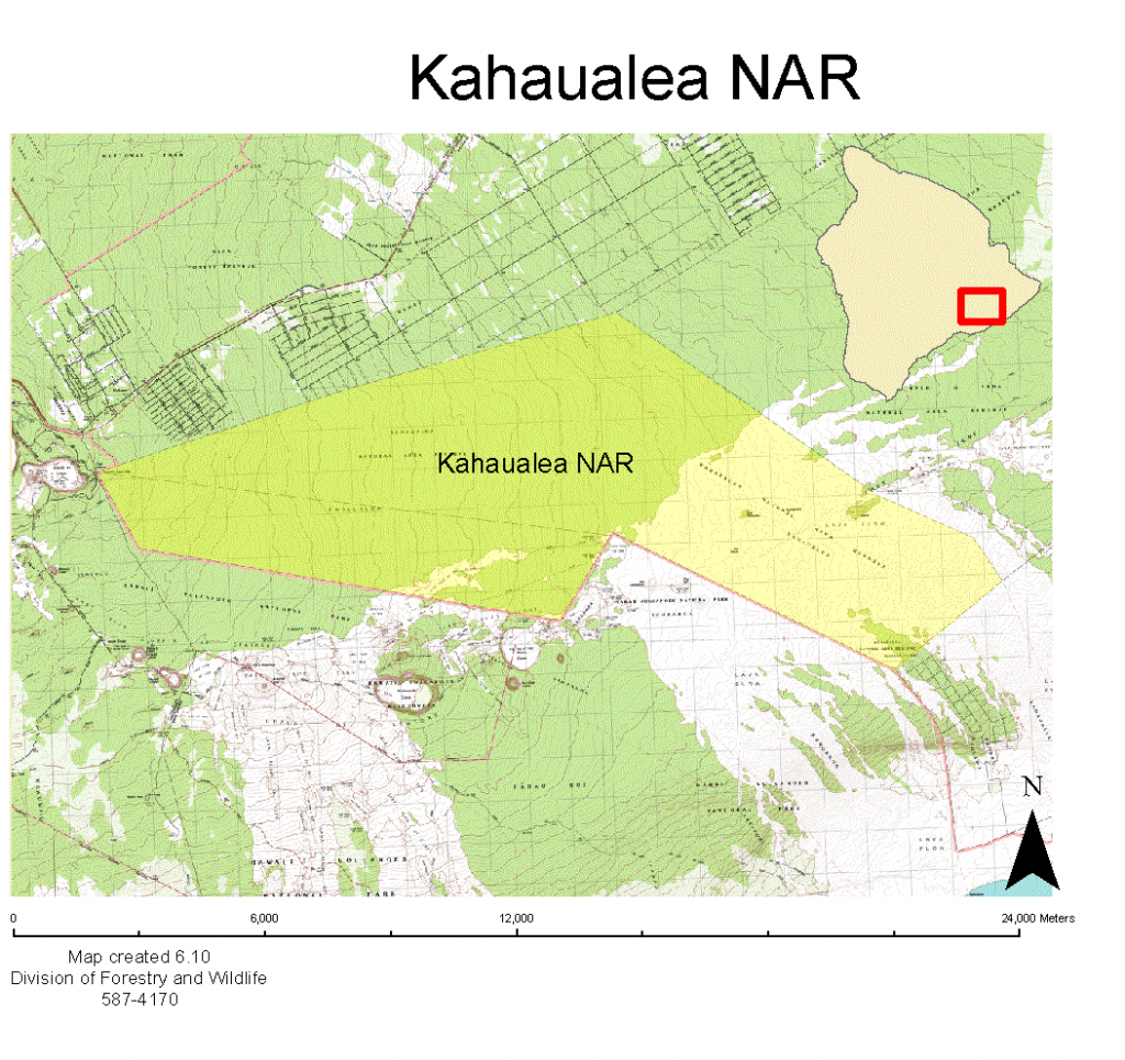 Kahaualea MAP