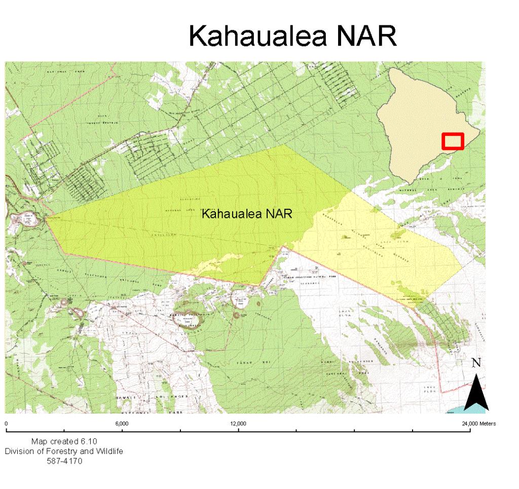 Kahaualea MAP