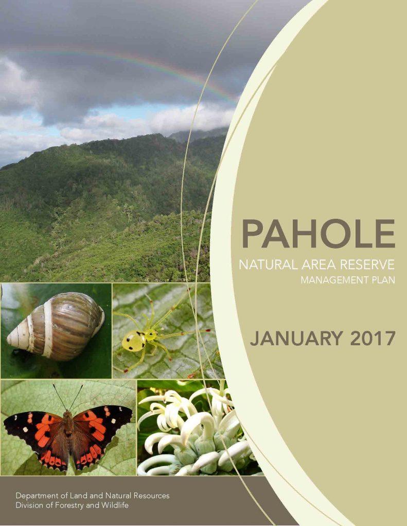 Makua Rim via Peacock Flats Hike with the Sierra Club Oahu Group @ Pahole Natural Area Reserve | Kahuku | Hawaii | United States