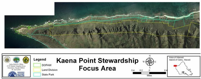 Kaena point stewardship focus area