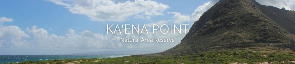 An image of Kaʻena Point