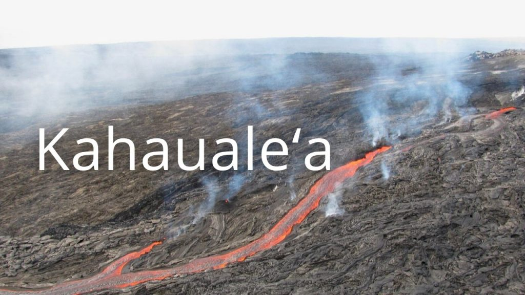 An image of Kahaualeʻa NAR