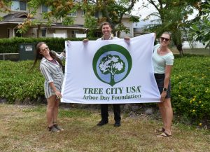 image from Ohana Military Communities for Tree City USA