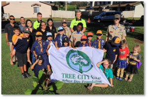 Wheeler Arbor Day Celebration