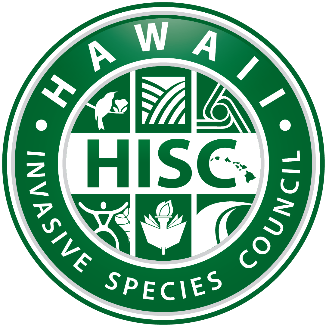 Hawaii Invasive Species Council logo