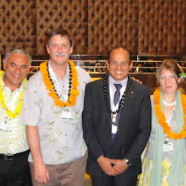 HISC co-chair highlights Hawaii's conservation efforts at international conference in India
