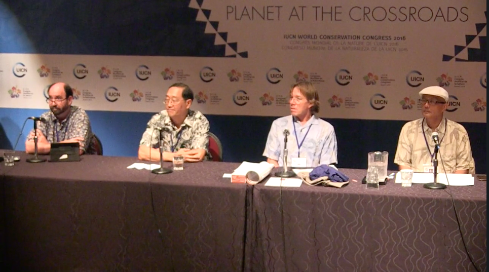 DLNR & YOU - Reef Save Sunscreen Conference Panel