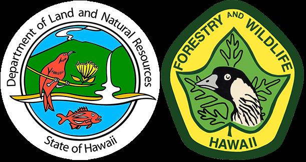 Kauaʻi Forest Users logo