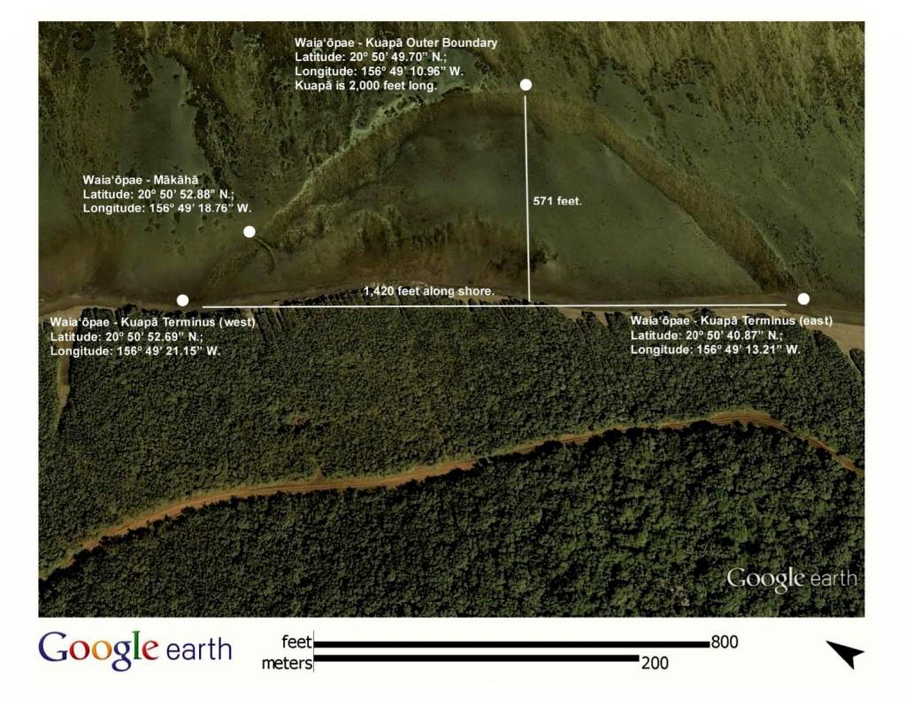 Waiopai Site Plan