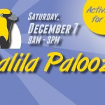 Don't miss Palila Palooza! Saturday, December 7.