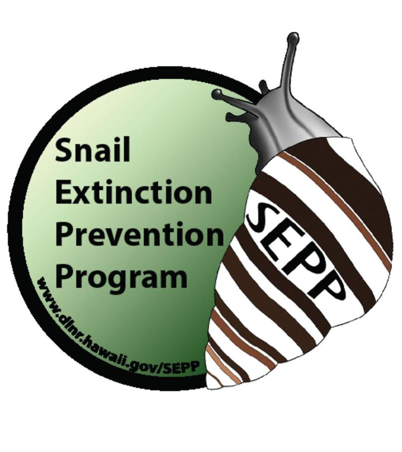 Snail Extinction Prevention Program logo