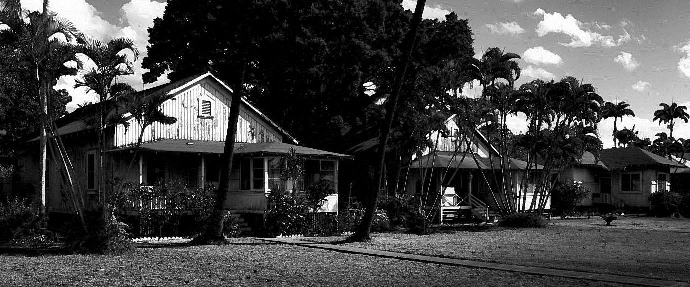 State Historic Preservation Shpd Survey Of Ewa Villages