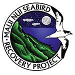 A logo of the Maui Nui Seabird Recovery Project