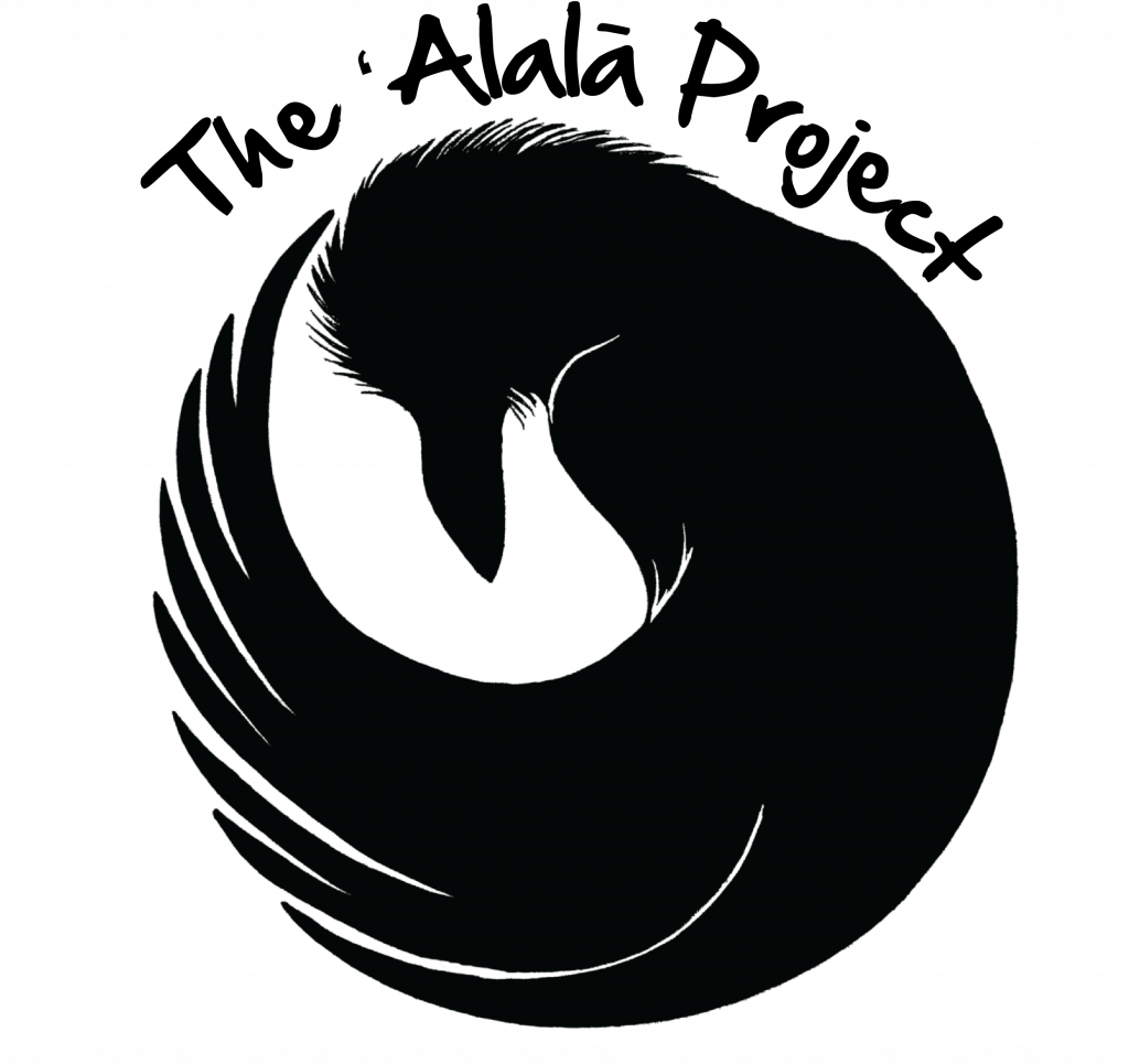 A logo of the ʻalalā project