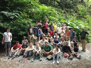 Manoa Falls Trail Volunteers