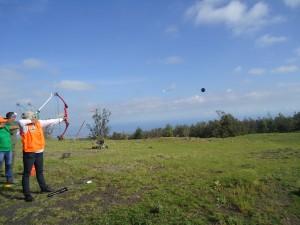 Skeet Archery