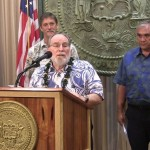 Announcement of Hawaii's Winning Bid to Host IUCN World Conservation Congress in 2016