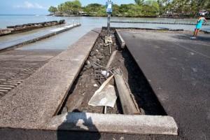 Kailua Kona Pier Repair