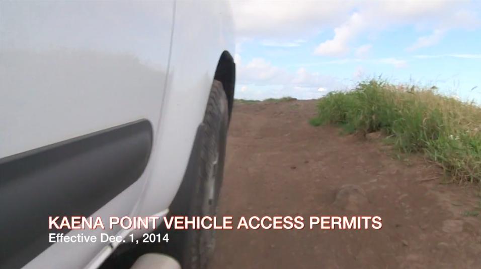 Kaena Point Access Permit System