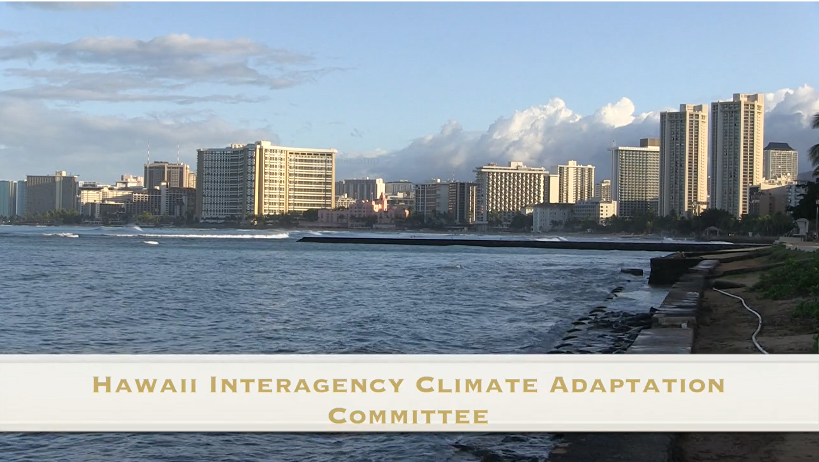 Hawaii-Interagency-Climate-Adaptation-Committee