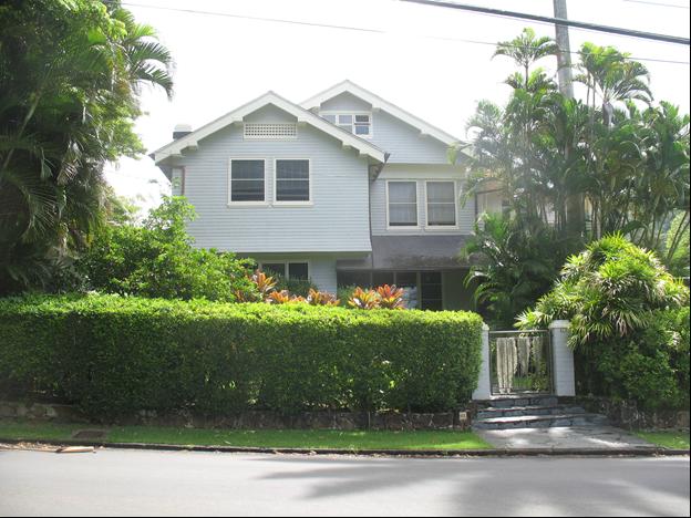 Gifford residence