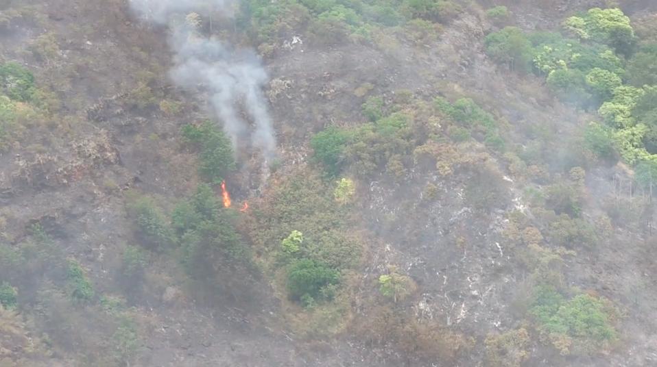 Nanakuli Wildfire